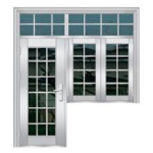 Porta / porta de aço inoxidável / porta de entrada / janela (6729)