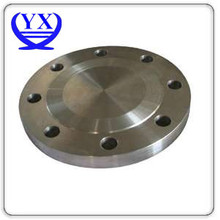 ANSI Class 150 Flange Galvanized Carbon Steel Pipe Flange