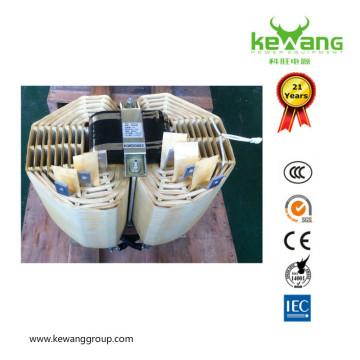 Transformador de tensão do fator de K de 350kVA 3 fases personalizado