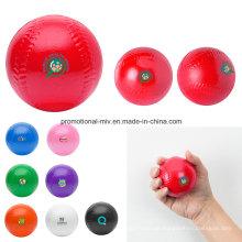PU Stress Baseball-Shaped Ball für Werbegeschenke