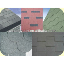 5 Formen Hongyuan Marke Asphalt Dachschindeln