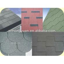 5 formes de bardeaux d'asphalte de marque de Hongyuan