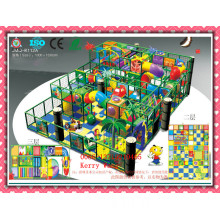 Indoor Playground, Naughty Castle, Indoor Soft Playground (JMQ-K112A)