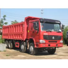 China Camión resistente camión de descarga de 50 toneladas 8X4