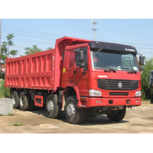 China Heavy Duty Truck 50 Ton 8X4 Dump Truck