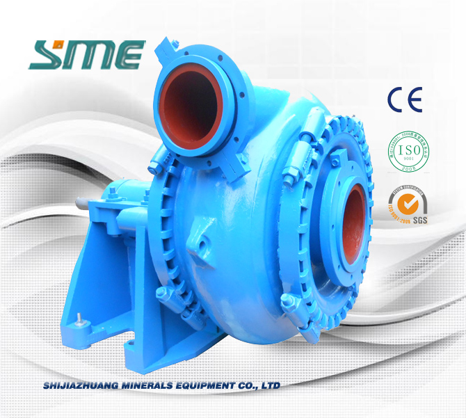 Stone Slurry Sand Pumps