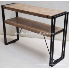 Industrial Loft Console Table