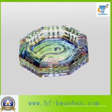 Glas Aschenbecher mit gutem Preis Kb-Jh06185
