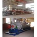Hidróxido de alumínio secador de pá oco
