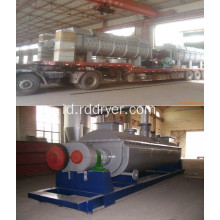 Aluminium Hydroxide Hollow Paddle Dryer