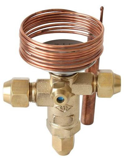 Refrigeration expansion valve