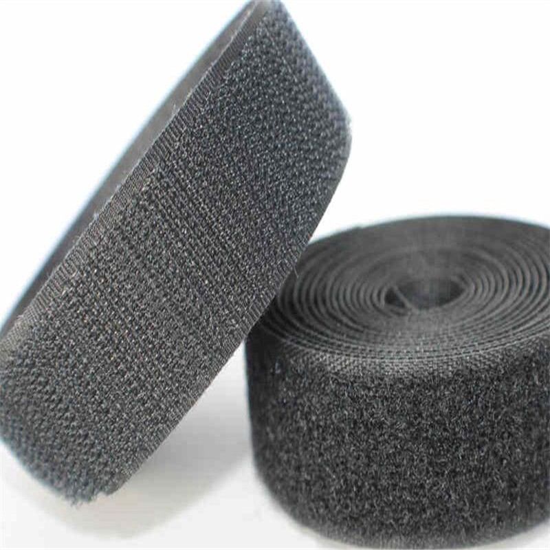 rubber hook loop Velcro