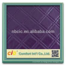 SGS PVC cuero decorativo