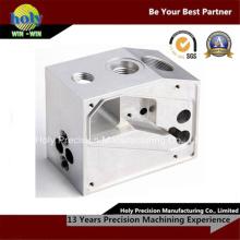 Peça de Torneamento e Fresagem CNC de 4 Eixos