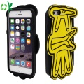 Silicone Mobile Phone Case For iPhone7 8 X