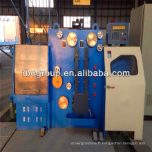 24DS (0.08-0.25) machine de tréfilage de fil de cuivre