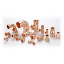 ASME B.22 Canalizações de cobre Instalações