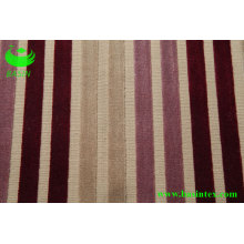Stripe Velvet Sofa Fabric (BS4003)