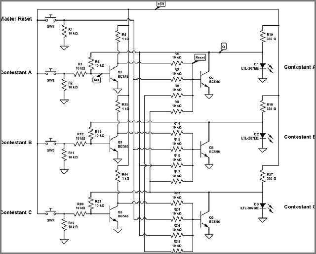 Bluetooth circuit