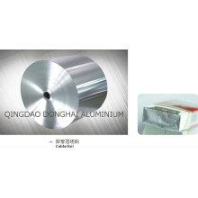 Emballage de cigarettes en aluminium