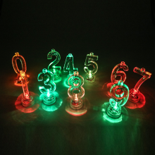 Cena fabryczna Candle Musical Led Birthday Number