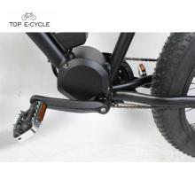 Compatible con motos estándar Bafang motor medio para bicicleta eléctrica 2018