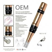 Goochie elétrica pele Needling Derma Microneedle máquina Pen (ZX-1330)