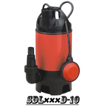 (SDL400D-10) Garden Submersible Pump with Two Outlets for Dirty Water or Clean Water