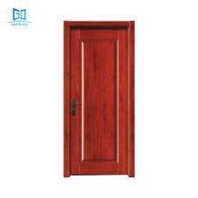 Latest design wooden door China manufacturer high quality door veneer wood door design GO-FG4