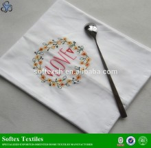 custom cotton glass Cloth Kitchen Linens Tea Towel Handmade