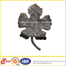 Wrought Iron Components for Gate