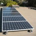 Fabricant de la Chine Panneau solaire Support de toit Support Étain Toit