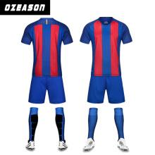 No MOQ Digital Printed Cheap Soccer Team Uniforms Sportwear Football Shirt
