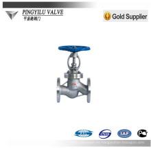 Globo válvula de acero inoxidable productos de calidad