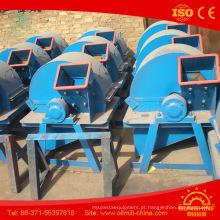 Máquina para produção de serragem máquina de triturador de madeira