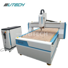 cnc router with dust collector for kitchen cabinet