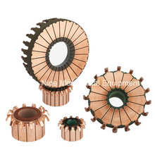 Customized Fan Motor Armature Commutator
