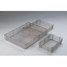 Stainless Steel Instrument Disinfection Basket