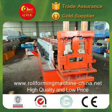 New Full Automatic C and Z Purlin Roll Forming Machine