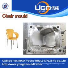 2013 nuevos productos para el molde plástico de la silla del café del nuevo diseño en taizhou China