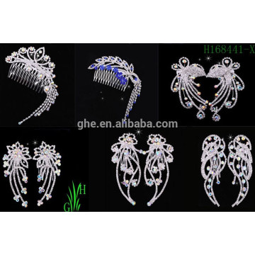 Wholesale Cheap Bridal Queen Crowns And Tiaras Jewelry Tiaras