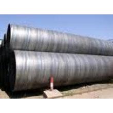 JIS G3454 tubo soldado espiral / tubo de serra