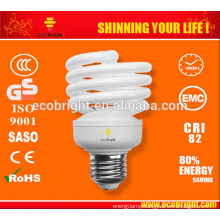 hot! 23w 7mm Full Spiral SKD lamp 8000H CE QUALITY