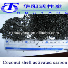 8 * 30 mesh granulierte Kokosnussschale Aktivkohle