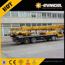 China mini camión montado grúa 35ton / equipo pesado militar for sale