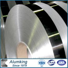 Bandes d'alu en aluminium pour bobinage de transformateur