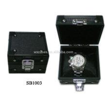Luxus Aluminium einzigen Uhrenbox Großhandel aus China-Hersteller