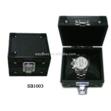 Роскошные алюминия одной часы box Оптовая из Китая Пзготовителей