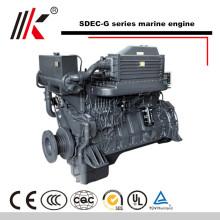 A embarcação do preço 300kw 350kw do gerador do dínamo usou o motor marinho para venda