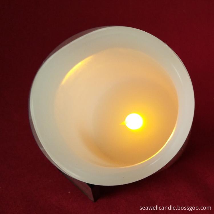 Led Pillar Candle Light 3